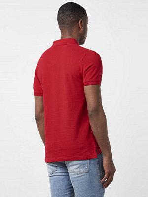 Pikétröjor - Morris New Pique Red