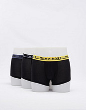 Kalsonger - Hugo Boss 3-Pack Boxer Black