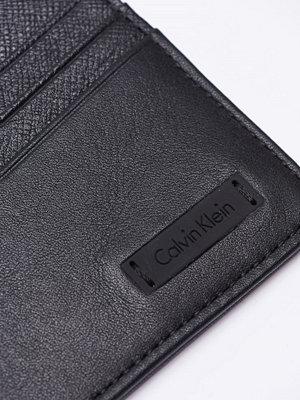 Plånböcker - Calvin Klein Adam Cardholder Black