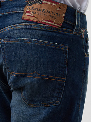 Shorts & kortbyxor - Denim & Supply Ralph Lauren Davis Stretch Short Davis