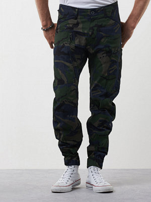 Byxor - G-Star Powell 3D Tapered Cuffed Camo