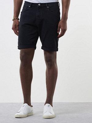 Shorts & kortbyxor - William Baxter Dave Shorts Black Wash