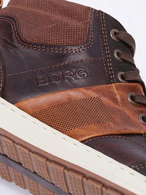 Björn Borg Charles Mid Pull 2221 Dk Brown/Tan