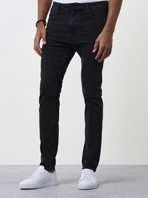 Calvin Klein Jeans Skinny Tapered Black Spider