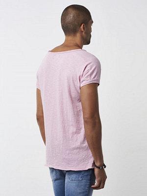 T-shirts - William Baxter William Tee Dusty Pink