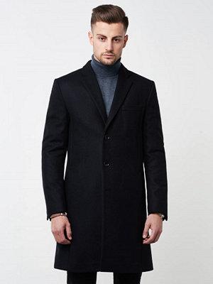 Rockar - Filippa K Ralph Wool Coat Black