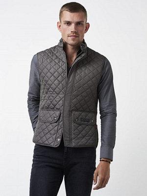 Västar - Belstaff Waistcoat 90098 Grey