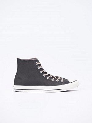 Sneakers & streetskor - Converse Chuck Taylor All Star Hi Black/Malted/Egret