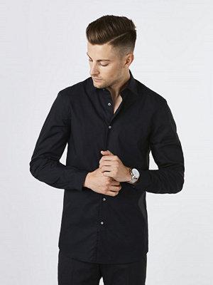Skjortor - Calvin Klein Walker 013 Black