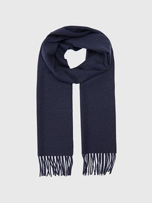 Halsdukar & scarves - Filippa K Cashmere Scarf Navy