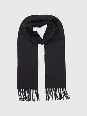 Halsdukar & scarves - Filippa K Cashmere Scarf Black