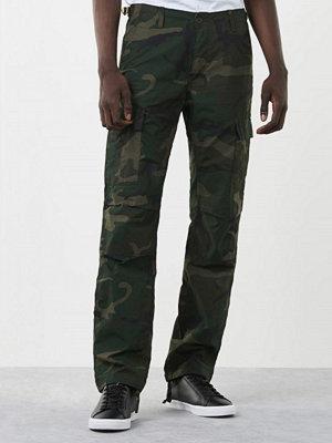 Byxor - Carhartt Aviaton Pant Camo Combat Green