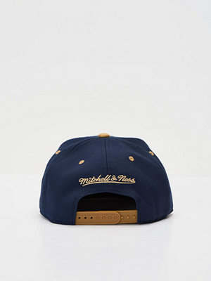 Mitchell & Ness Team Arch  Snapback New Orleans Pelicans Navy/Gold