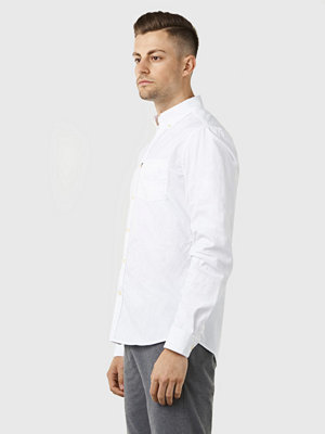 Lexington Kyle Oxford Shirt Bright White