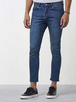 Jeans - William Baxter Ted Cropped Original Blue