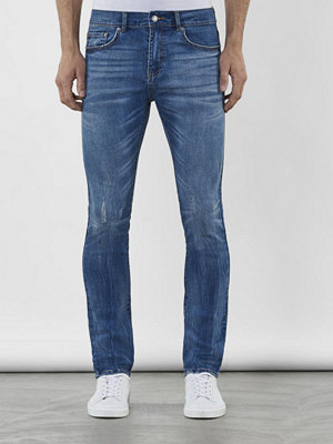 Jeans - William Baxter Ted Slim Fit Used Blue