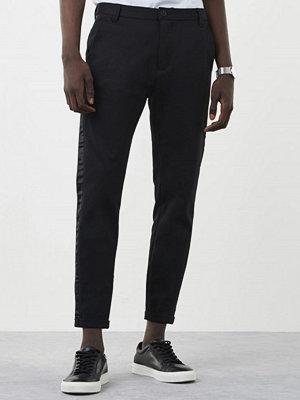Byxor - Gabba Pisa Tux Pant Black
