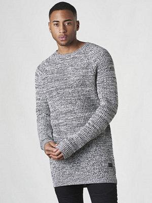 Tröjor & cardigans - Adrian Hammond Jackson Knitted Sweater Black/White