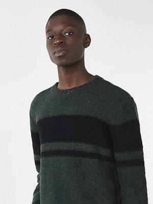 Tröjor & cardigans - Dr. Denim Blum Sweater Green Boom