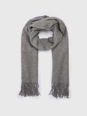 Halsdukar & scarves - Dr. Denim Charlie Scarf Grey Mix