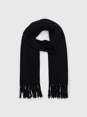 Halsdukar & scarves - Dr. Denim Charlie Scarf Black