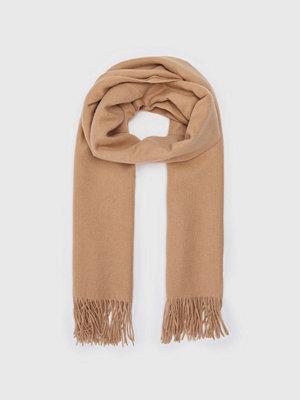 Halsdukar & scarves - Dr. Denim Charlie Scarf Ordinary Beige