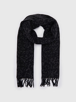 Halsdukar & scarves - Tiger of Sweden Conniston 050 Black Camo