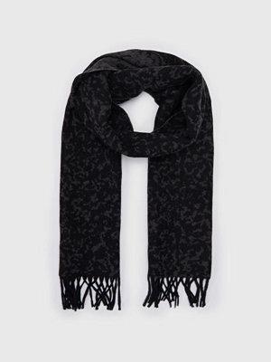 Halsdukar & scarves - Tiger of Sweden Conniston 050 Black Camo
