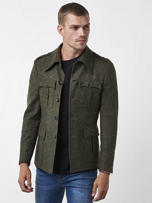 Castor Pollux Officius Uniform Wool Jacket