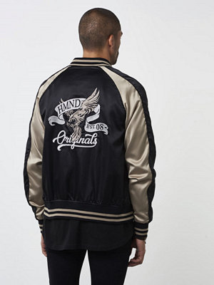 Adrian Hammond Cromier Satin Jacket