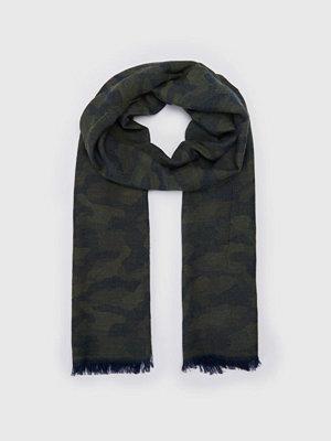 Halsdukar & scarves - Castor by Castor Pollux Camius Green Camouflage