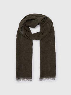 Halsdukar & scarves - Castor by Castor Pollux Planius Green