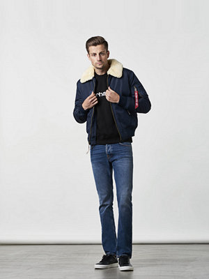 Alpha Industries Injector III 07 Replica Blue