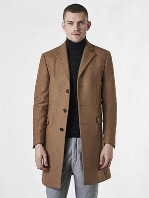 Studio Total Lambton Wool Coat Camel