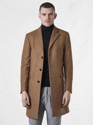 Studio Total Lambton Wool Coat Camel