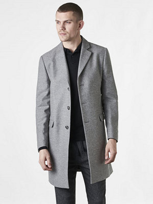 Studio Total Lambton Wool Coat Grey