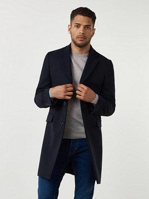 Rockar - Studio Total Lambton Wool Coat Navy