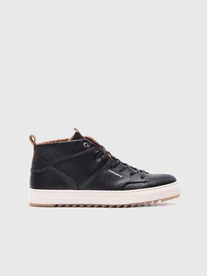 Sneakers & streetskor - Björn Borg Jack Mid 0925 Black/Beige