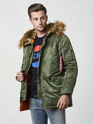 Alpha Industries N3B VF 59 01 Sage Green