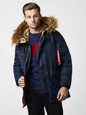 Alpha Industries N3B VF 59 07 Replica Blue