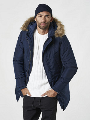 Studio Total Edwin Parka Navy