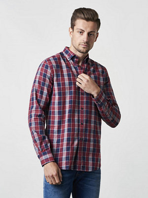 Mouli Lalibert Shirt Red Check