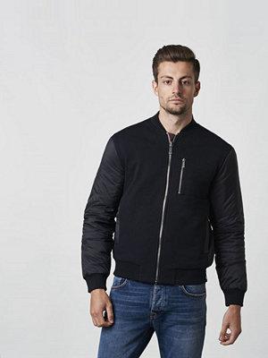Calvin Klein Jeans Husi 3 Reversible Bomber Black