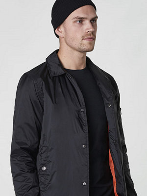 William Baxter Freddy Jacket Black