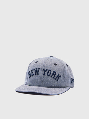 Kepsar - New Era 9Fifty Basket NY Navy