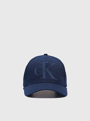 Calvin Klein Re-Issue Baseball Cap 423 Navy