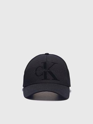 Kepsar - Calvin Klein Re-Issue Baseball Cap 001 Black
