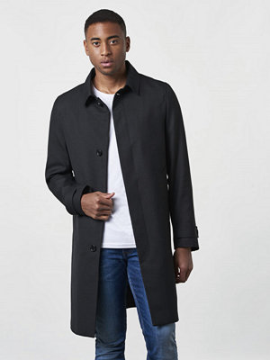 Ljung by Marcus Larsson Ray Car Coat Black