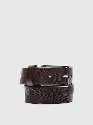 Bälten & skärp - Saddler Belt 78660 Dark Brown