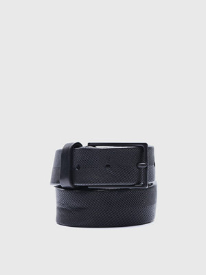 Bälten & skärp - Saddler Belt 78660 Black